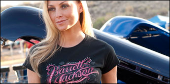 Barrett-Jackson Merchandise and Apparel