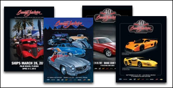 Barrett-Jackson Event Programs